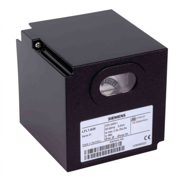 Siemens LFL1.635 Flame Safeguard