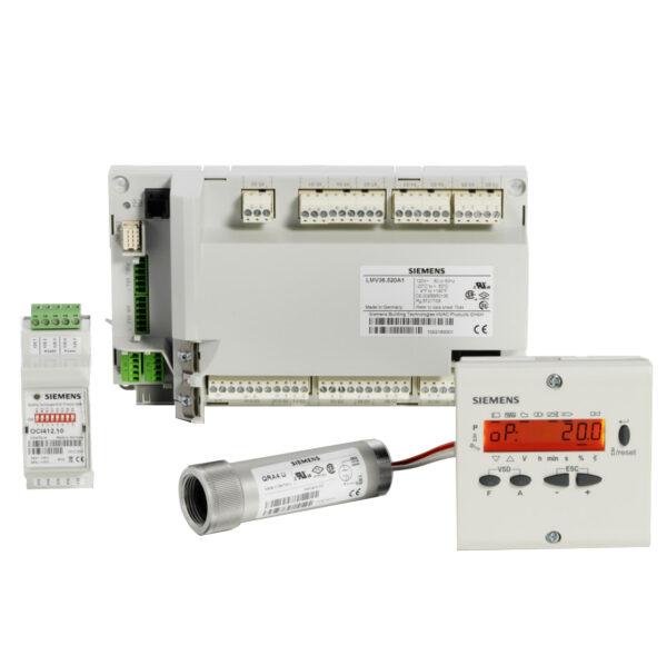 Siemens LMV3 Linkageless Burner Management System