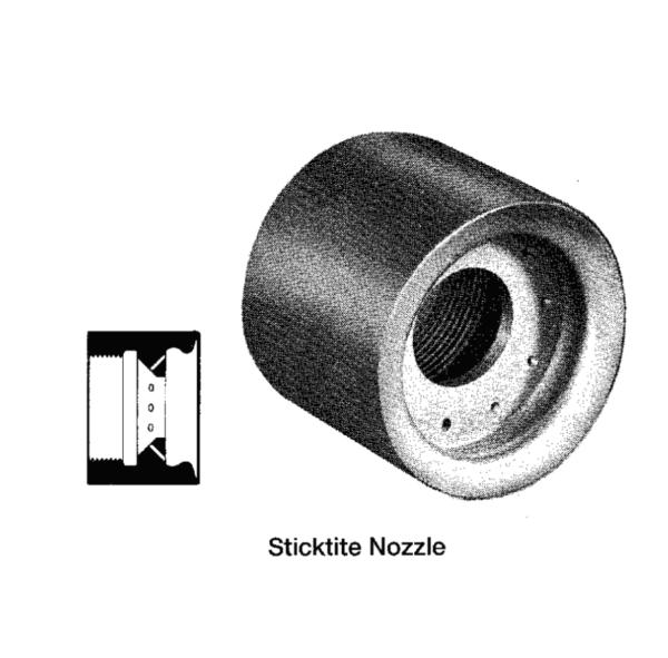 Eclipse Sticktite Nozzle