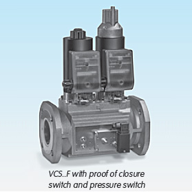 VCS-F with POC and pressure switch