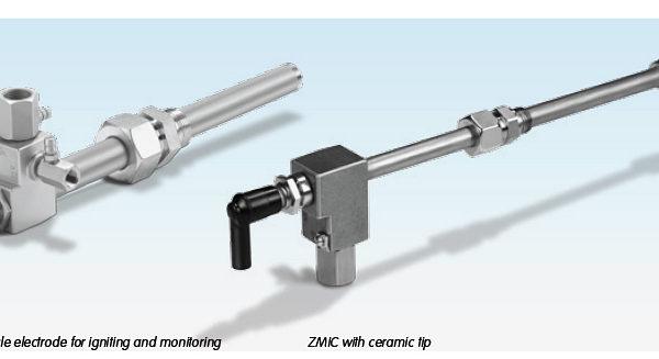 Honeywell Kromschroder ZMI Pilot Burner variations