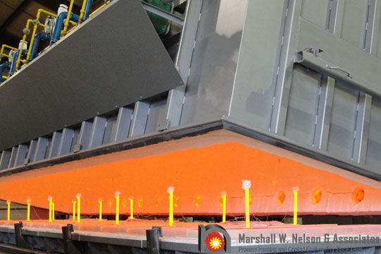 Marshall W. Nelson Heat Treating Application
