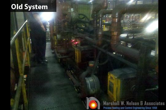 Obsolete Industrial Gas Valve Train Assemblies