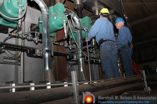 Industrial Combustion System Field Services