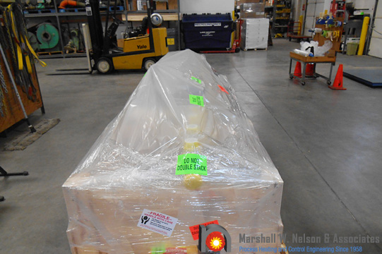 Industrial Combustion Equipment Packaged
