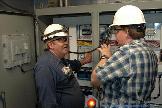 Process Heating Control Panel Training