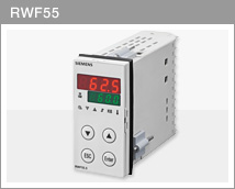 Siemens RWF55 Temperature Pressure Controller