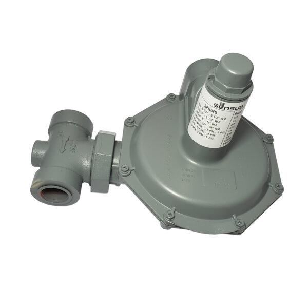 Sensus 143 80 2HP High Pressure Gas Regulator