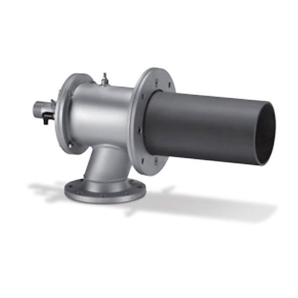 Honeywell Kromschroder ZIC Gas Burner larger