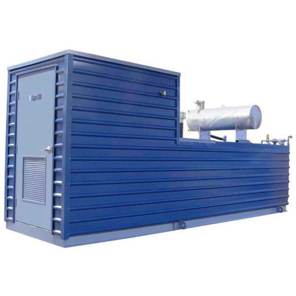 Algas SDI AQUAVAIRE Horizontal Gas-Fired Waterbath Vaporizer
