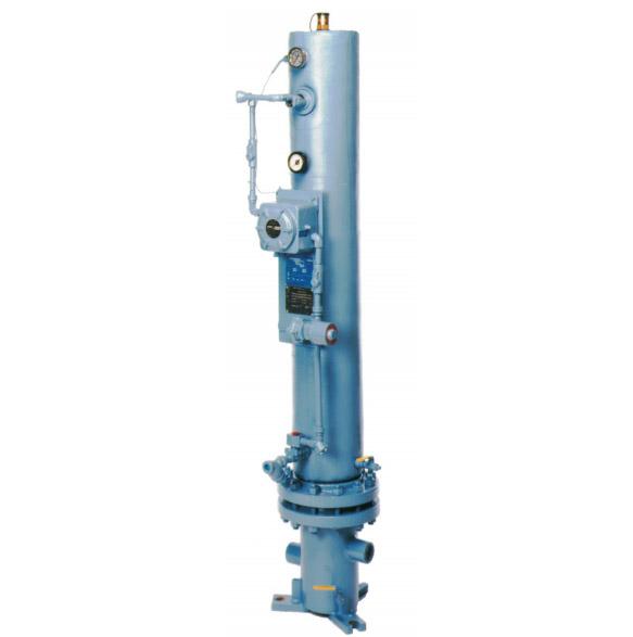 Algas SDI AZEOVAIRE Hot Water Powered LPG Vaporizer