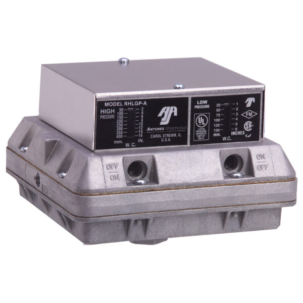 Antunes Model A Double Gas Pressure Switch