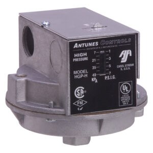 Antunes Model H Gas Pressure Switch