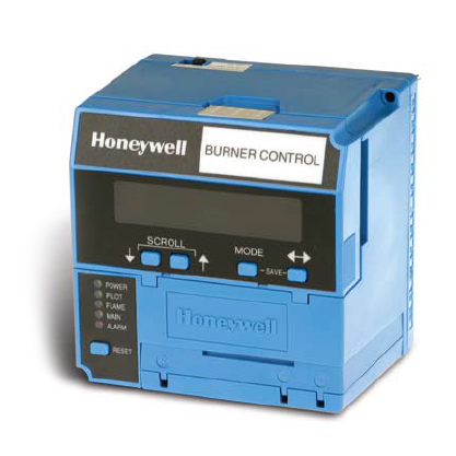 Honeywell RM7800 Series Burner Control