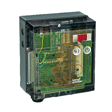 Honeywell Kromschroder BCU 370 Burner Control Unit
