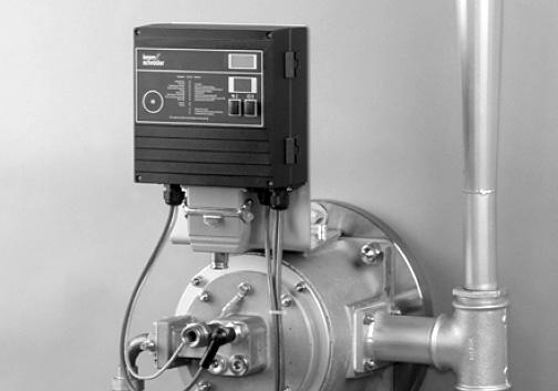 Honeywell Kromschroder BCU 460 Burner Control Unit Application