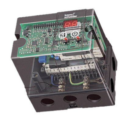 Honeywell Kromschroder IFS IFD 258 Automatic Burner Control Unit
