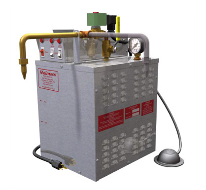 Reimers Electric Steam Boilers Model RB JR2006