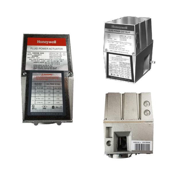 Honeywell V4055 Gas ValveActuator