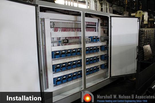 Honeywell RM7800 Series Burner Controls Marshall W. Nelson Application