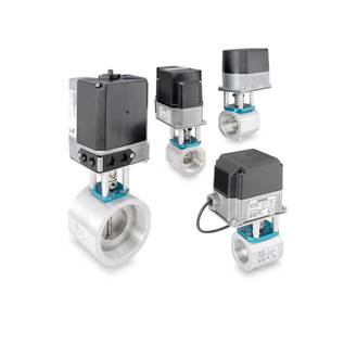 Air and Gas Control Valves