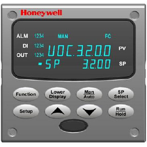 Honeywell 3200 Temperature Controller Interface