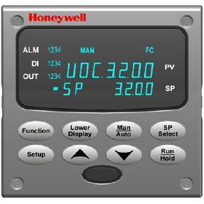 Honeywell 3200 Temperature Controller Interface