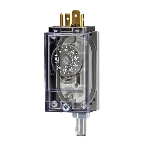 Honeywell Kromschroder DG Compact Gas Pressure Switch cutaway