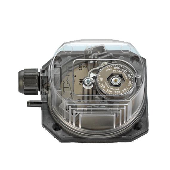 Honeywell Kromschroder DL Air Pressure Switch