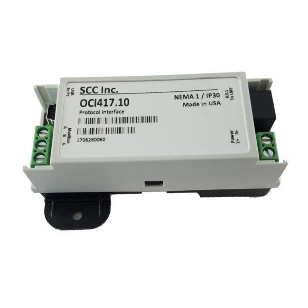 Siemens LME7 Modbus Module OCI417.10 product