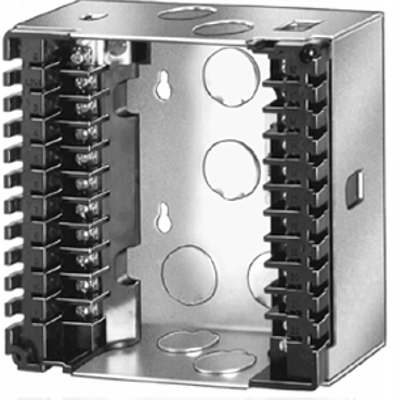 Honeywell Q7800B Burner or Wall Mount Wiring subbase for 7800 SERIES relay modules