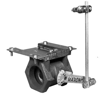 Maxon CV Series Butterfly Valves