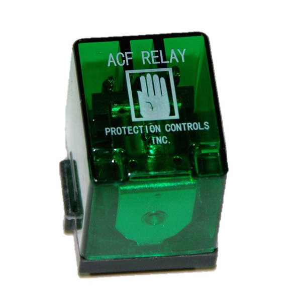 Protection Controls ACF Relay Top View