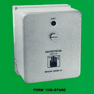 Protection Controls Protectofier 7256 BTNRE Enclosure