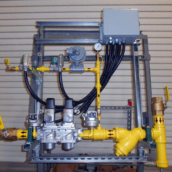 Siemens Standard Gas Valve Train