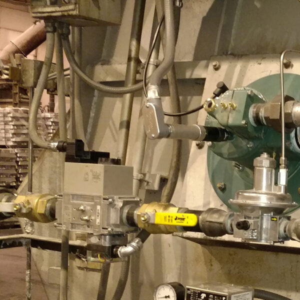 Standard KDI Gas Valve Train Modified Application Installation