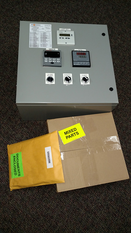 Standard Control Panel Specifications The Fire Marshall