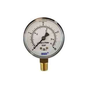 Pressure Gauge for Gas Valve Train Industrial