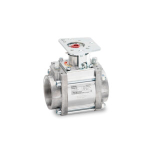 Siemens Combustion Controls VKP40 Proportional Control Valves