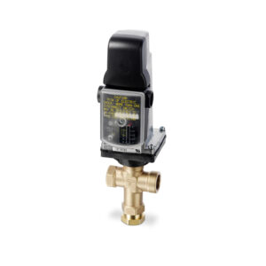 Siemens Combustion Controls VOG Oil Safety Shutoff Valve Series