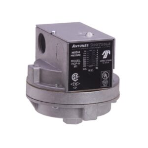 Antunes Model A Single Gas Pressure Switch