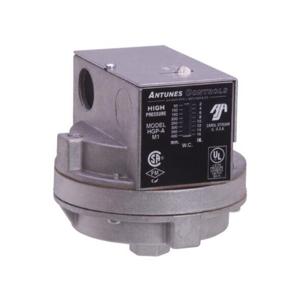 Antunes Model A Single Gas Pressure Switch