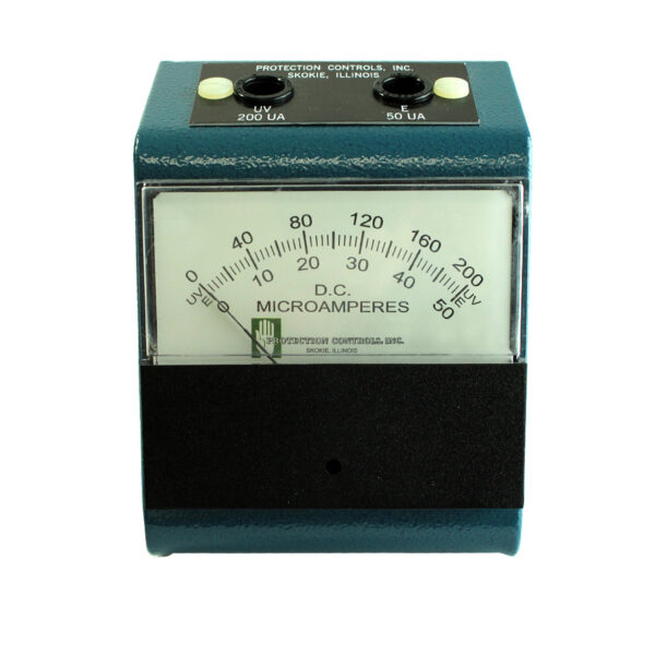 Protection Controls Enclosure Meter