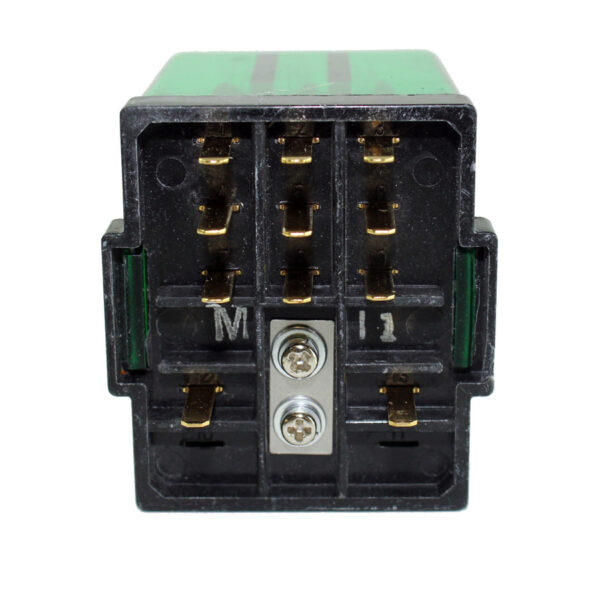 Protection Controls ACF Relay back view