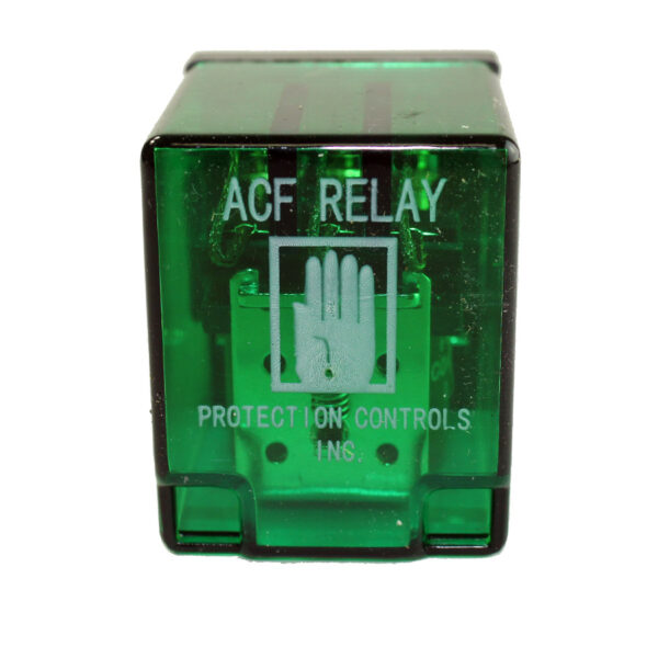 Protection Controls ACF Relay front view