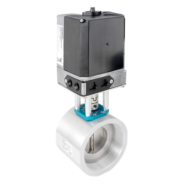 Siemens VA Assembly SQM5 with VKG Butterfly Valve