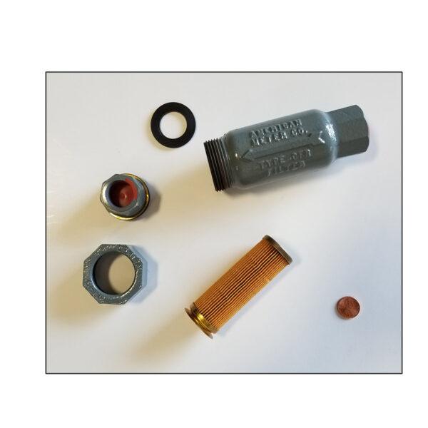 "Honeywell 3/4"" Inline Filter Assembly"