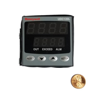 Honeywell UDC120L Temperature Controller