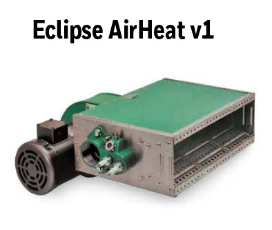 Eclipse AirHeat v1 Burner