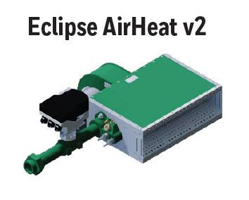 Eclipse AH v2 burner 3d modeling